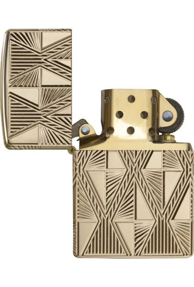 Zippo Luxury Diamond Design Çakmak