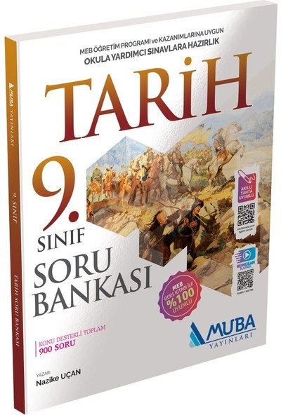 Muba 9. Sınıf Tarih Soru Bankası