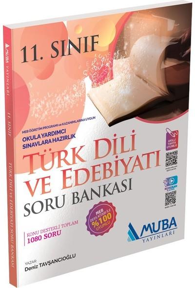 Muba 11. Sınıf Türk Dili ve Edebiyatı Soru Bankası