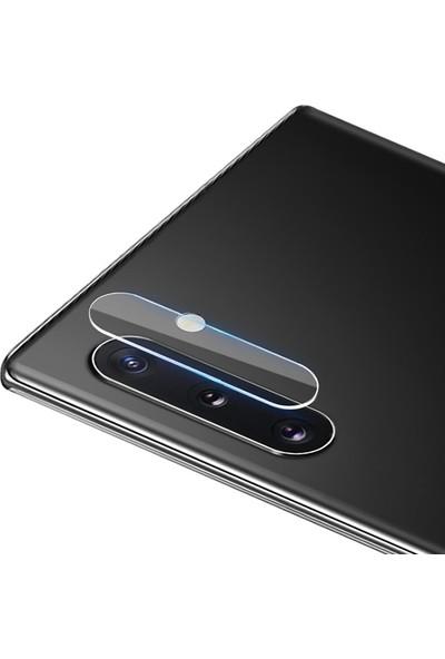 Ally Sm Galaxy Note 10/10 Plus Yüksek Çözünürlüklü Kamera Lens Koruma Camı