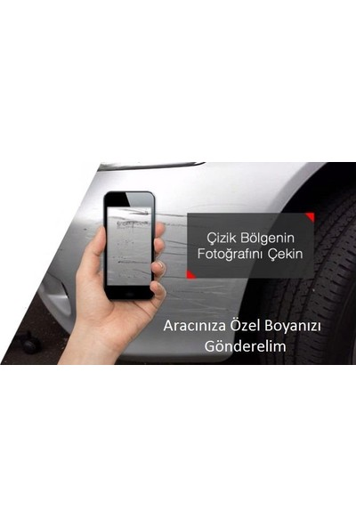 Presto Mazda Kod:27B Açık Mavi Rötuş Sprey Boyası