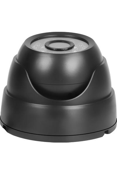 Besta 420 Tvl Gece Görüşlü 24 LED Iç Ortam Dome Kamera (BS-805)