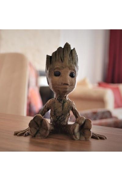 Bebek Groot Galaksinin Koruyucuları-Baby Groot Avengers Guardians Galaxy