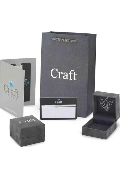Craft Pırlanta Pure Koleksiyonu Damla Zümrütlü Pırlanta Yüzük