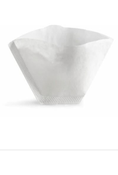 Tchibo 4 Numara (Büyük Boy) Filtre Kahve Kağıdı 80'li Beyaz