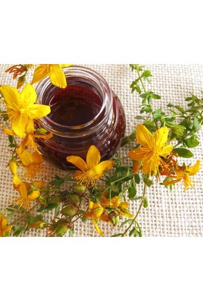 Lohan Sarı Kantaron Yağı, Erken Hasat Sızma Zeytinyağı, Saf 100 ml