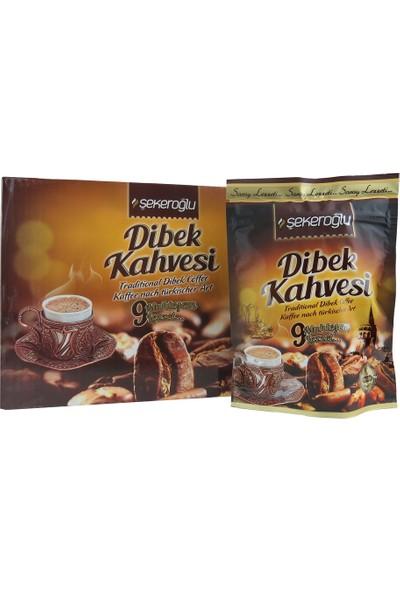 Şekeroğlu Dibek Kahvesi - 200 gr 4 Adet