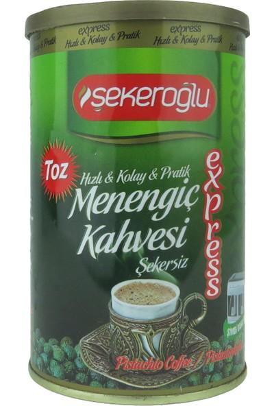Şekeroğlu Teneke Kutu Toz Menengiç Kahvesi 250gr - 1 Adet