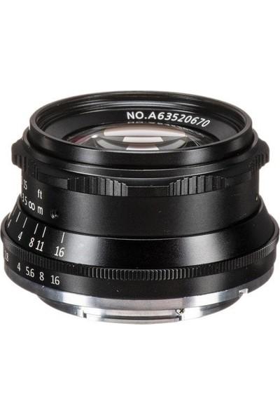 7artisans 35mm F1.2 APS-C Prime Lens Fuji (FX Mount)