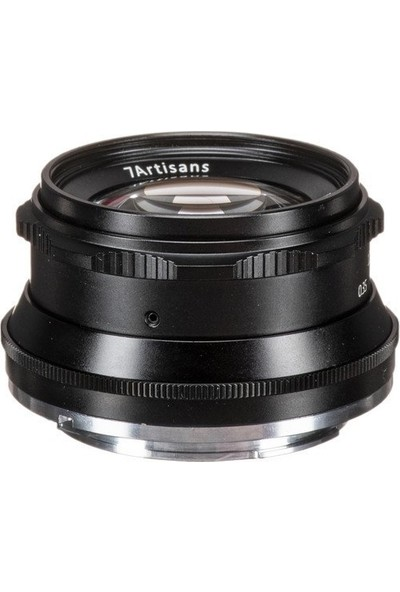 7artisans 35mm F1.2 APS-C Prime Lens M43 (Panasonic Olympus Mount)