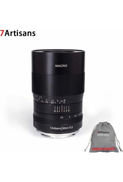 7artisans 60mm F2.8 Macro APS-C Lens Nikon (Z- Mount)