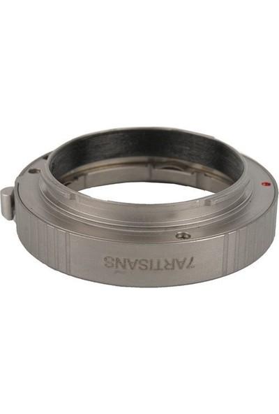 7artisans Leica M-Mount Transfer Rig Sony E-Mount (Titanium)