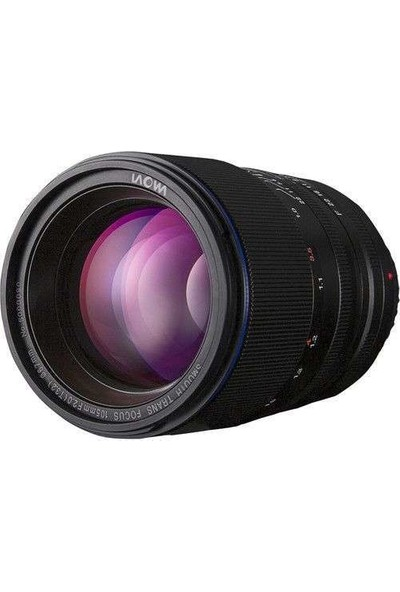 Laowa Venus 105mm f/2 Smooth Trans Focus (STF) Lens Nikon (Al-Mount)