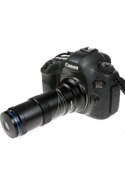 Laowa Venus 25mm f/2.8 2.5-5X Ultra Macro Lens Canon (EF-Mount)
