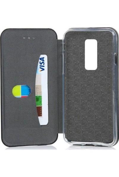 Casestore Samsung Galaxy Note 9 Standlı Cüzdanlı Ultra Lüx Kapaklı Kılıf Rose Gold