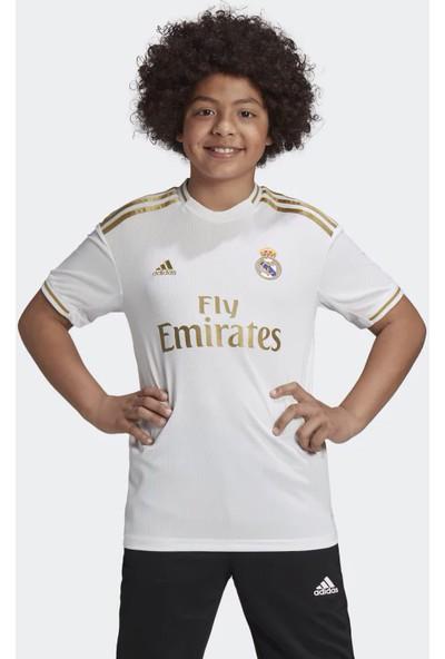 Adidas Çocuk Futbol Forması Dx8838 Real H Jsy Y