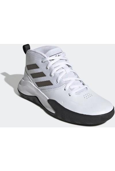 Adidas Çocuk Basketbol Spor Ayakkabı Ef0310 Ownthegame K Wıde