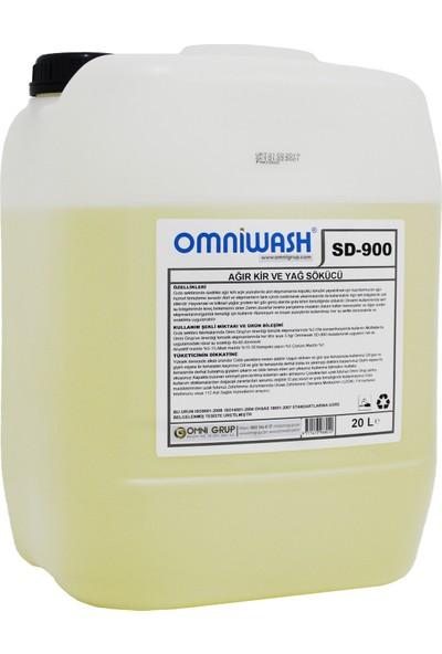 Omniwash Ağır Kir Ve Yağ Sökücü 22,20 Kg Sd-900