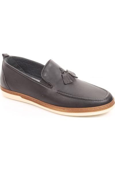 Pabuçistan 520 Erkek Günlük Deri Ayakkabı