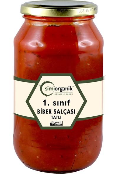 Simi Organik 1. Sınıf Biber Salçası (Tatlı) 500 gr