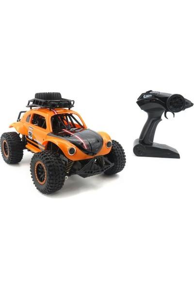 Gepettoys Arazi Aracı Beetle 25 km Hız Uzaktan Kumandalı Şarjlı Araba