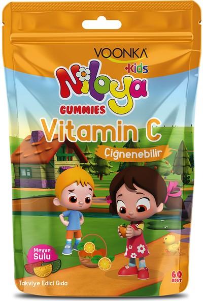 Voonka Kids Niloya Gummıes Vitamin C