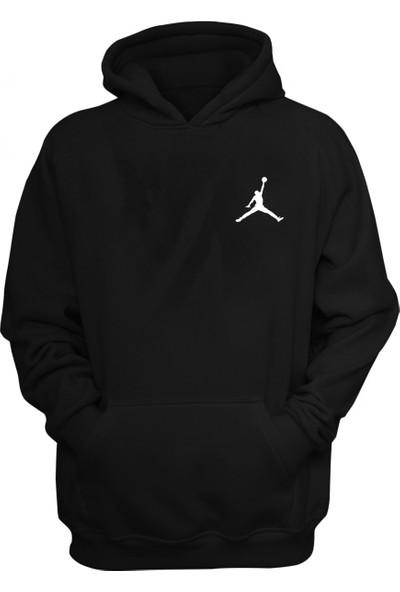 Nsj Sportive Air Jordan Kapüşonlu Sweatshirt