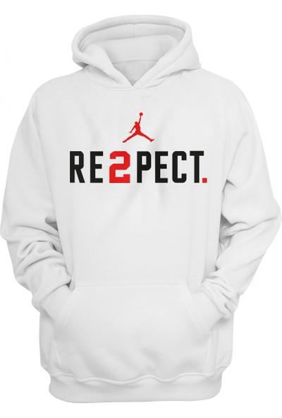 Air Jordan Respect Kapüşonlu Sweatshirt