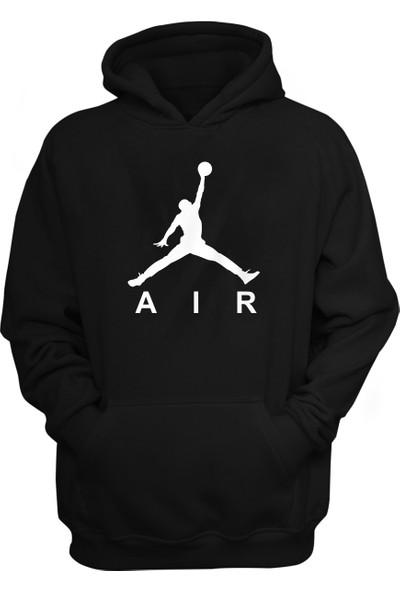 Air Jordan Kapüşonlu Sweatshirt
