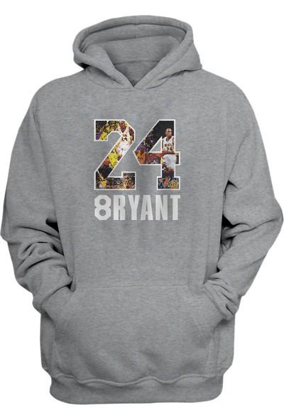 LA Lakers Kobe Bryant Kapüşonlu Sweatshirt