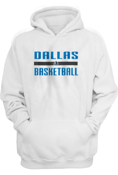 Dallas Mavericks Kapüşonlu Sweatshirt