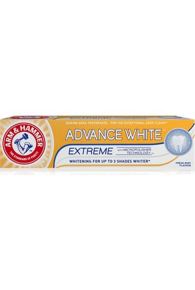 Arm Hammer 3 Tona Kadar Beyazlatıcı Diş Macunu - Advance White 75 Ml