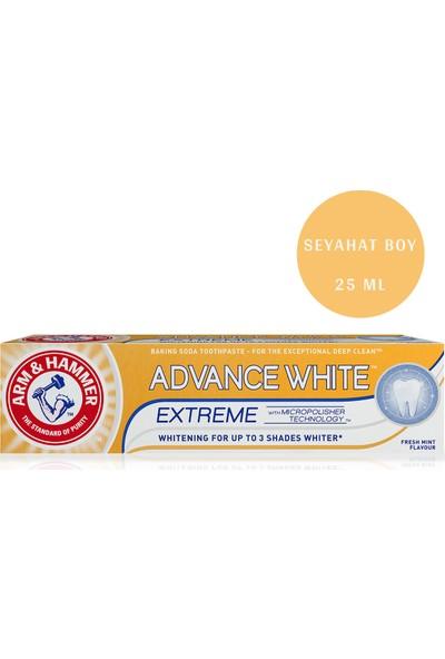 Arm Hammer 3 Tona Kadar Beyazlatıcı Diş Macunu 25 Ml Seyahat Boy - Advance White 25 Ml