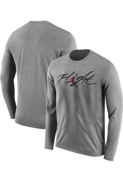 Air Jordan Uzun Kollu T-Shirt