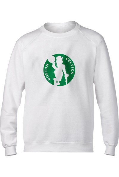 Nsj Sportive Boston Celtics Sweatshirt