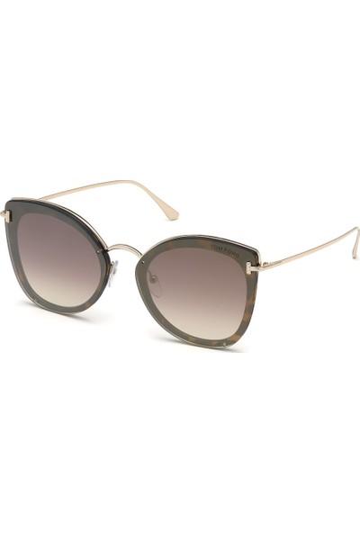 Tom Ford Ft0657 (52G) Kadın Güneş Gözlüğü