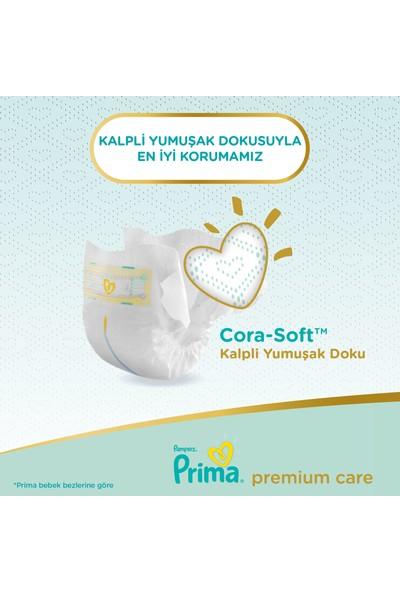 Prima Bebek Bezi Premium Care 6 Beden 62 Adet Junior Fırsat Paketi