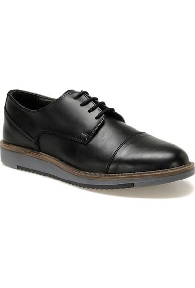 Jj-Stiller 71421-3 Siyah Erkek Ayakkabı