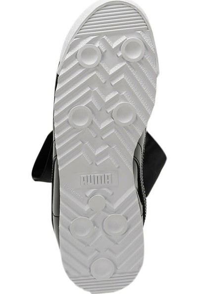 Puma Roma Heart Patent Wn S Siyah Kadın Sneaker Ayakkabı