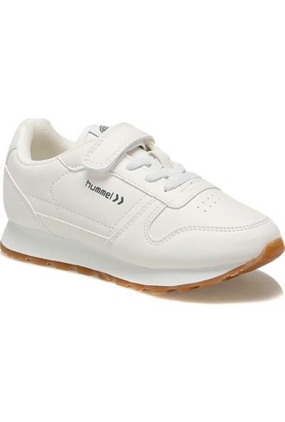 Hummel Street Jr Sneaker Beyaz Unisex Çocuk Sneaker Ayakkabı