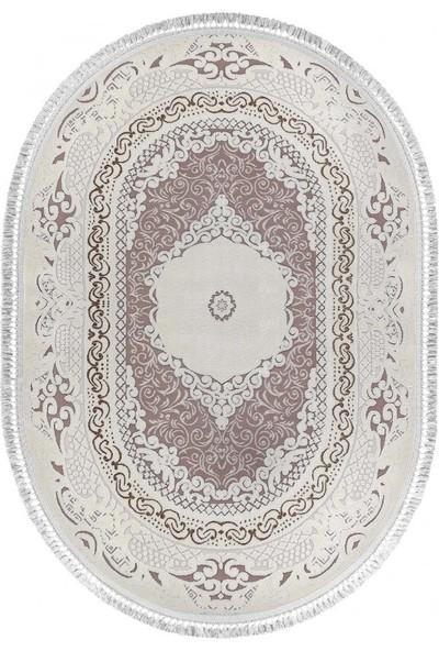 Türkmen Halı Anatolia 6001 Vizon Oval