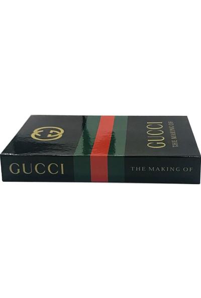 Vivas Gucci Kitap Kutusu