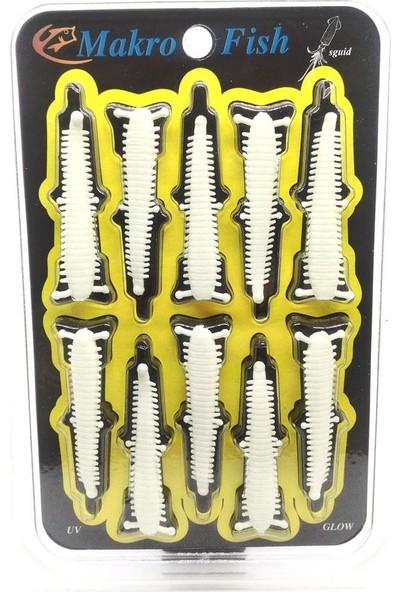 Makro Fish 4.5Cm Kokulu LRF Silikon Yem
