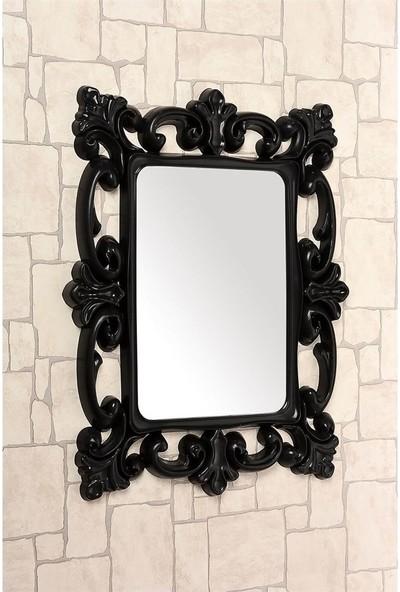 Çelik Ayna Dekoratif Kare Ayna Plastik