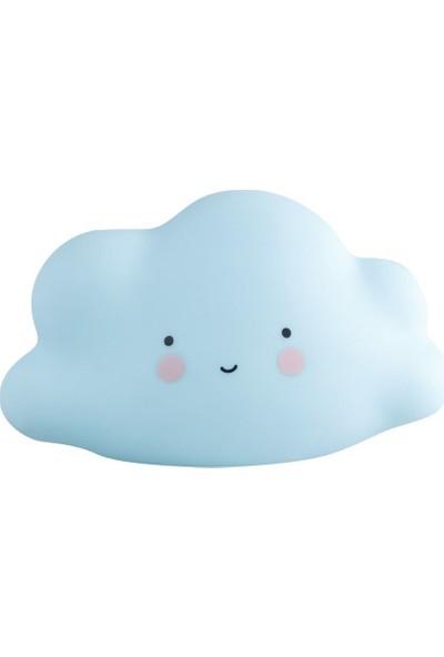 Bebenis Mini Bulut Lamba Mavi