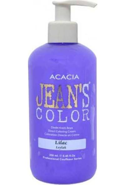 Acacia Jeans Color Saç Boyasi Leylak 250 ml