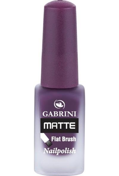 Gabrini Matte Nail Polish M19