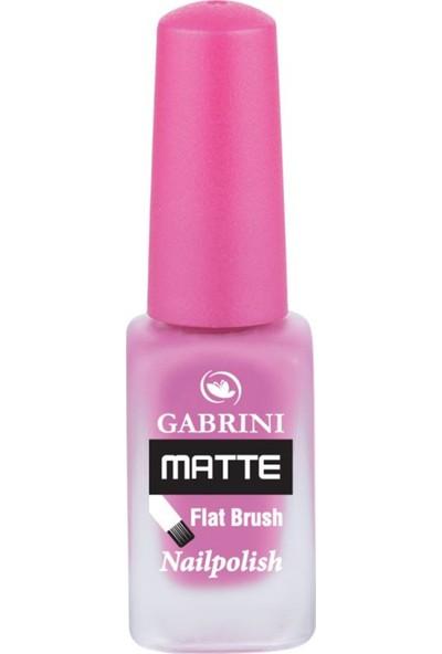 Gabrini Matte Nail Polish M22