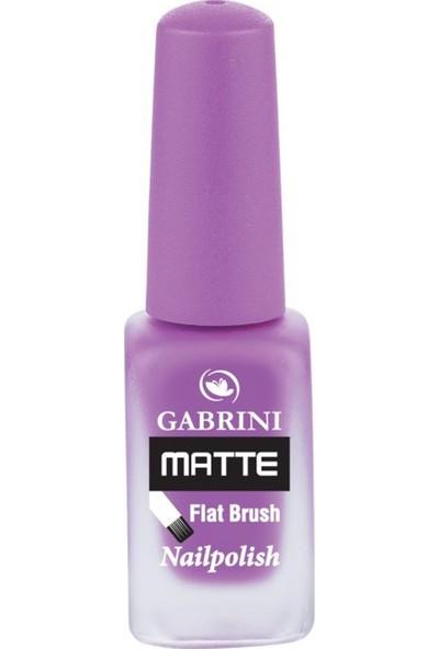 Gabrini Matte Nail Polish M28