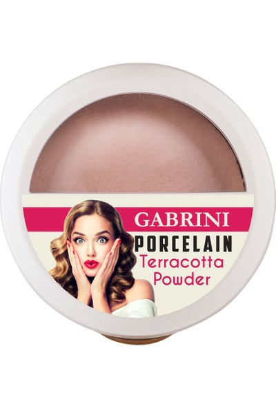 Gabrini Porcelain Terracotta Powder 04